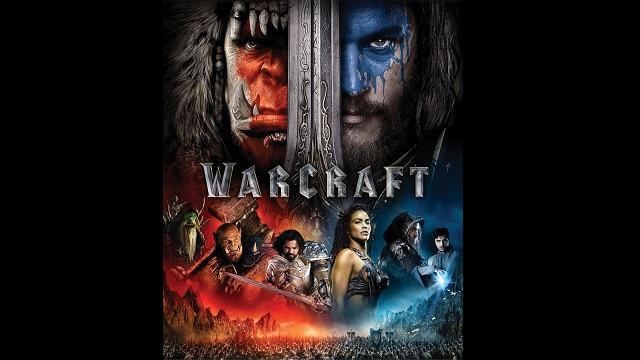 Buyers of Warcraft movie will get digital game bonuses