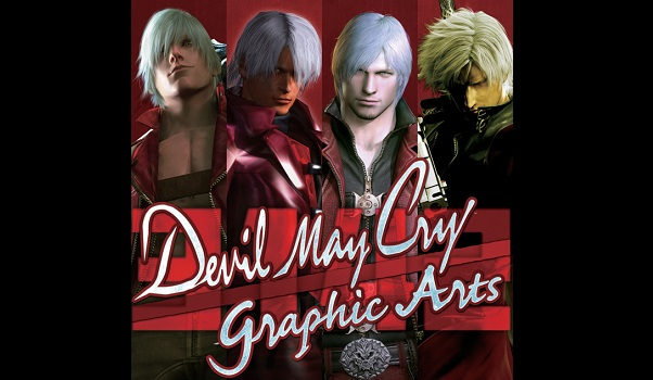 Devil May Cry: 3142 Graphic Arts now in stores