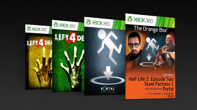 Xbox 360 Backward Compatibility opens the Valve