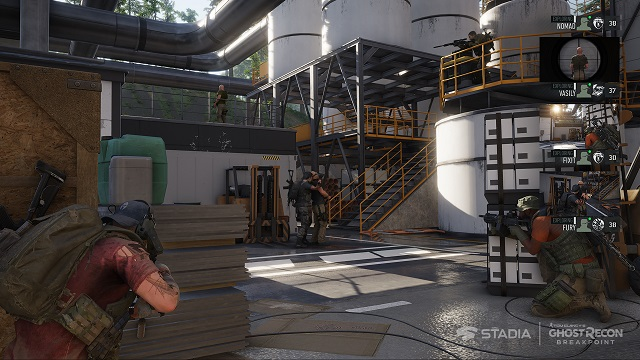 Ghost Recon Breakpoint comes to Stadia
