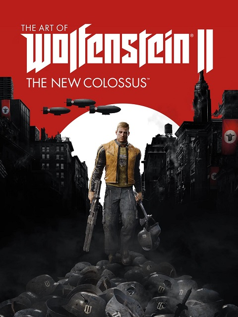 Dark Horse to publish The Art of Wolfenstein II: The New Colossus