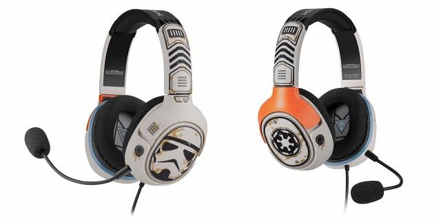 Turtle Beach debuting Star Wars Battlefront Sandtrooper headsets at PAX