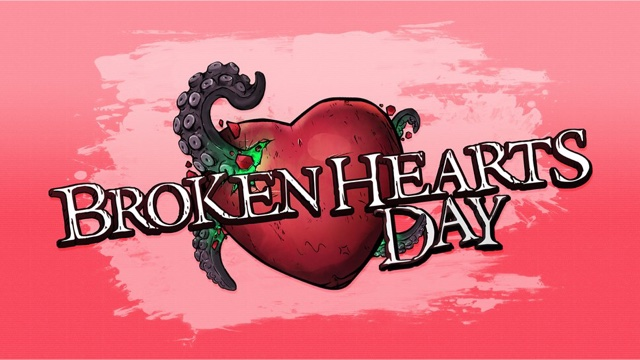 It's Broken Hearts Day in Borderlands 3