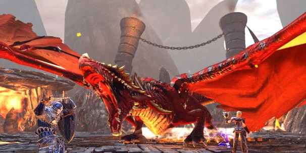 Neverwinter headed to Xbox One