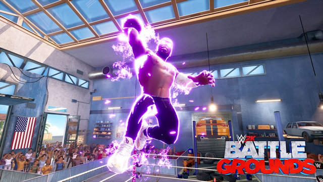 More WWE 2K Battlegrounds roster additions revealed