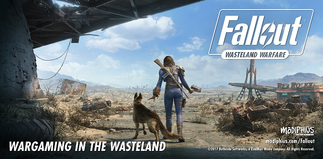 Fallout to become a tabletop miniatures game