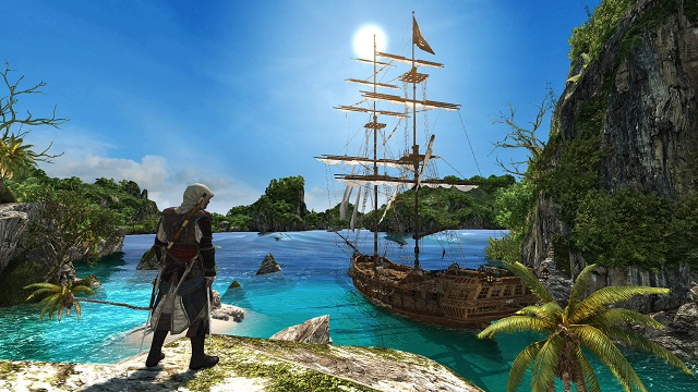 Assassin's Creed The Rebel Collection sails onto Switch