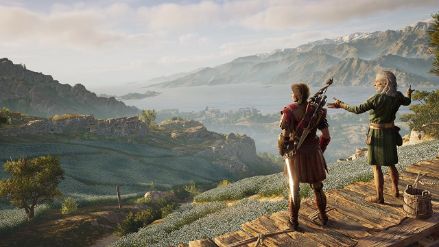 Assassin's Creed Odyssey releases next episode of Legacy of the First Blade