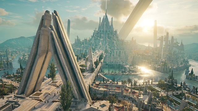 Assassin S Creed Odyssey Faces The Judgment Of Atlantis News