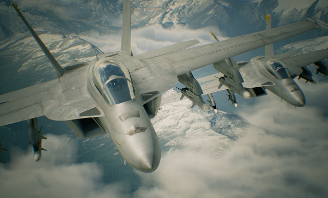 Ace Combat 7 coming to the PS4