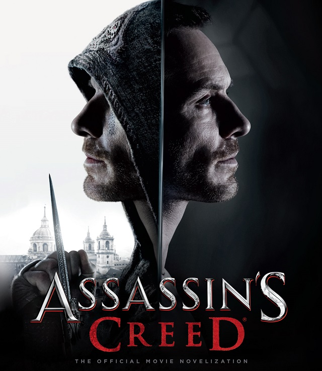 Assassin's Creed movie novel debuts