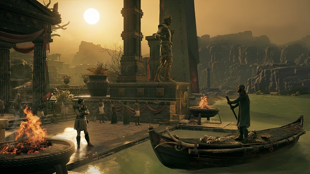 Assassin's Creed sending you on an Odyssey to Hades