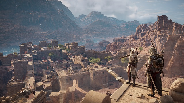 The Hidden Ones soon to be found in Assassin's Creed Origins