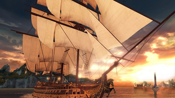 Assassin's Creed Pirates sails into the mouth of the devil