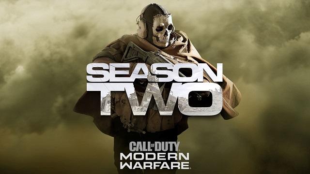 Modern Warfare set to launch Season Two