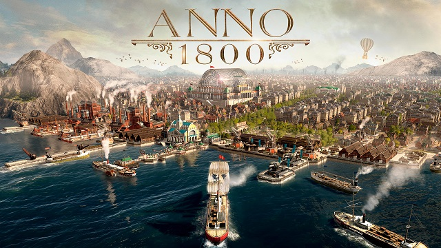 Anno 1800 unleashes the Anarchist