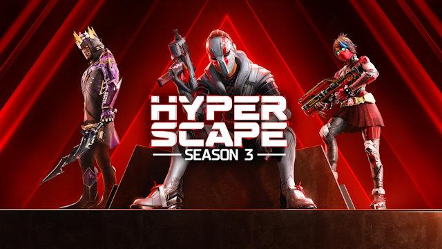 Hyper Scape Season 3 rises in March