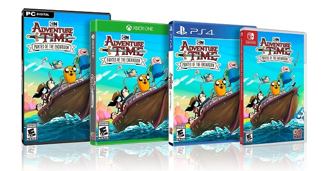 New Adventure Time game sets sail