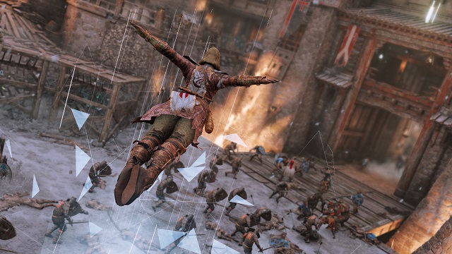 Assassin's Creed leaping into For Honor
