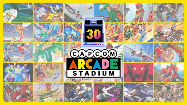 Capcom Arcade Stadium opens its doors on more platforms