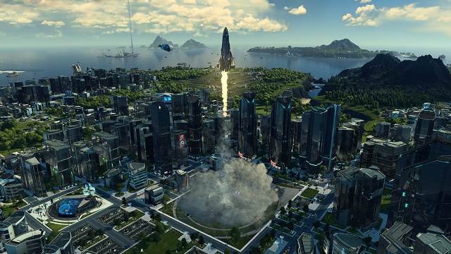 Anno 2205 heads for Orbit