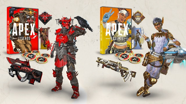 Apex Legends getting pair of retail releases