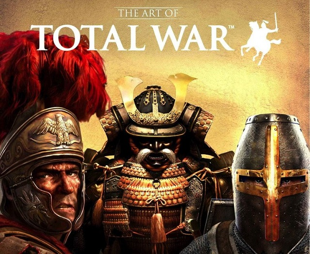 The Art of Total War now available
