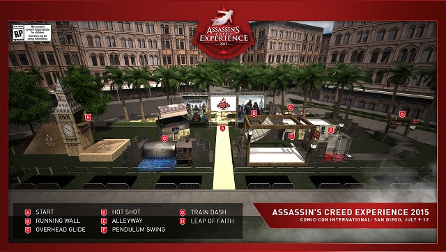 The Assassin's Creed Experience returning to San Diego Comic-Con