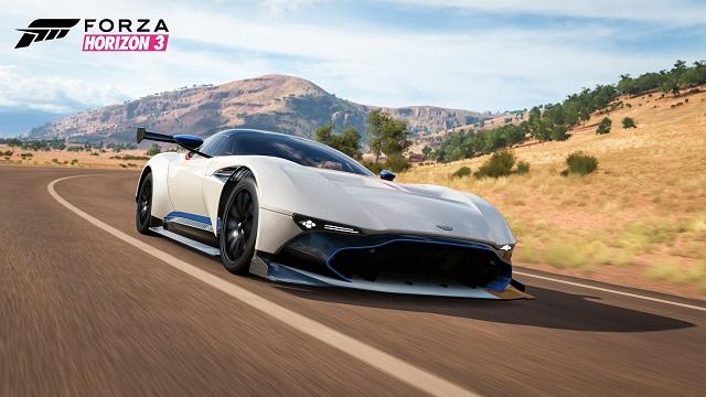 Smoking Tire Car Pack burns onto Forza Horizon 3