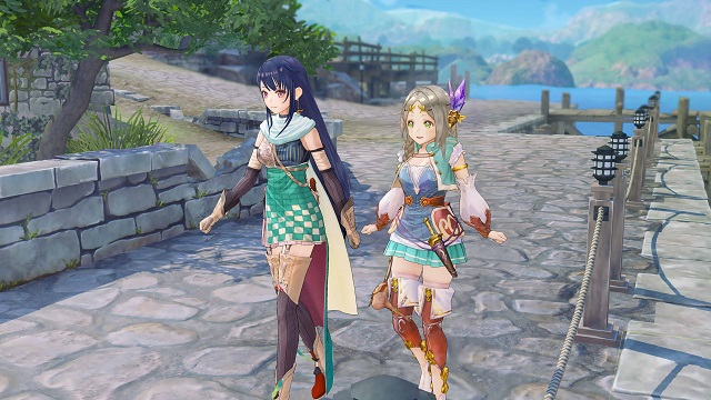 Atelier Firis: The Alchemist and the Mysterious Journey making its way to PS4 and Vita