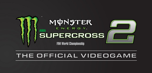 New Monster Energy supercross game coming this winter