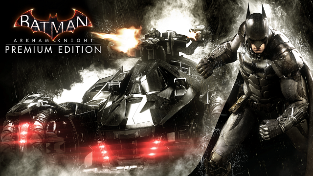 Batman: Arkham Knight Season Pass and Premium Edition revealed