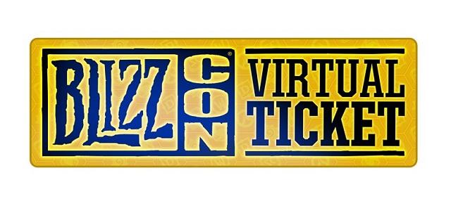 BlizzCon 2018 virtual tickets go on sale