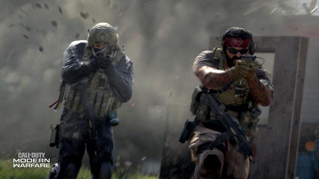 Modern Warfare Cross-Play Beta is live