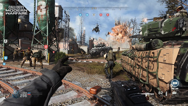 Modern Warfare launches multiplayer beta