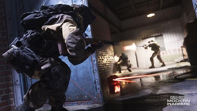 Modern Warfare multiplayer beta launches this week