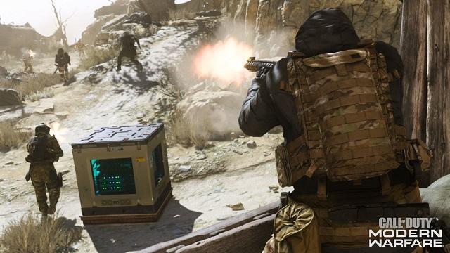 Modern Warfare Open Crossplay Beta starts Thursday