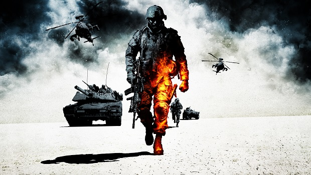 October Games with Gold includes Battlefield: Bad Company 2
