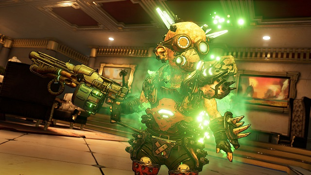 Borderlands 3 increasing level cap and launching Mayhem Mode 2.0