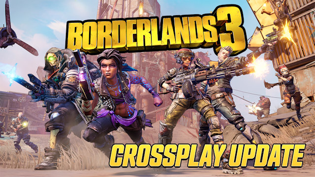Cross-play and cartels come to Borderlands 3