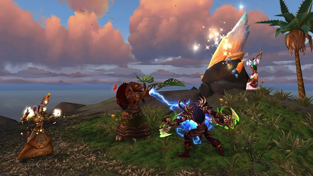 World of Warcraft unleashes the Battle for Azeroth