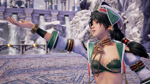 Talim will be joining SoulCalibur VI