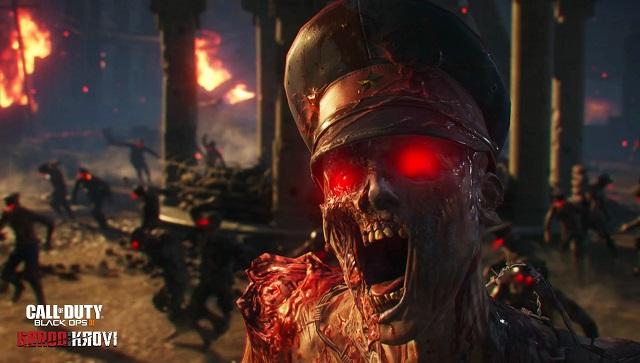 Black Ops III drops Descent onto PS4