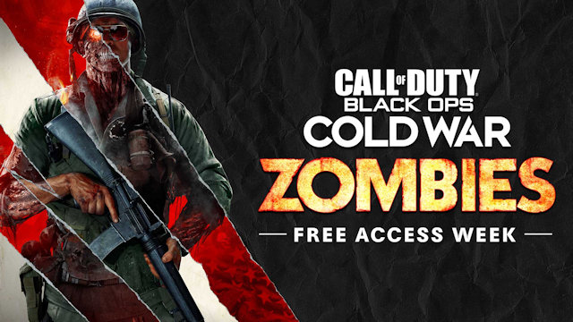 Black Ops Cold War Zombies will be free-to-play for a week