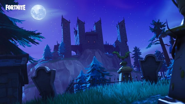 Darkness Rises in Fortnite
