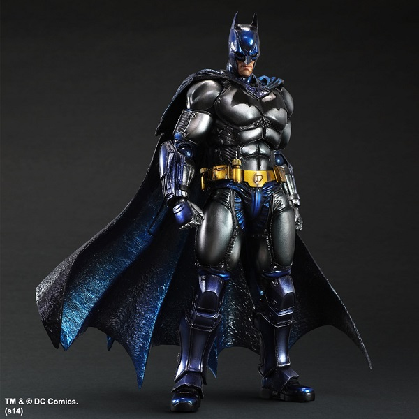 Limited edition Batman Arkham Origins figure coming to Comic-Con