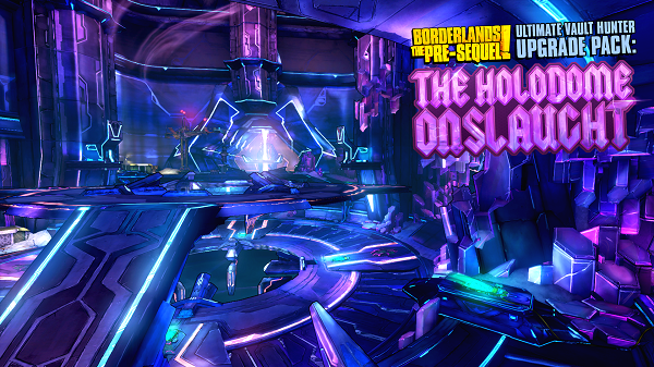 Borderlands: The Pre-Sequel is facing The Holodome Onslaught