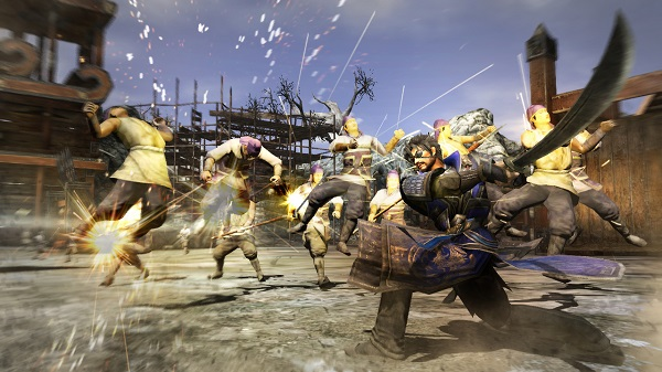 Dynasty Warriors 8 Empires coming in January