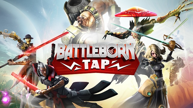 Battleborn taps into mobile