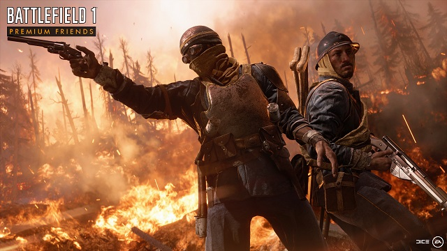 Battlefield 1 to roll out Premium Friends
